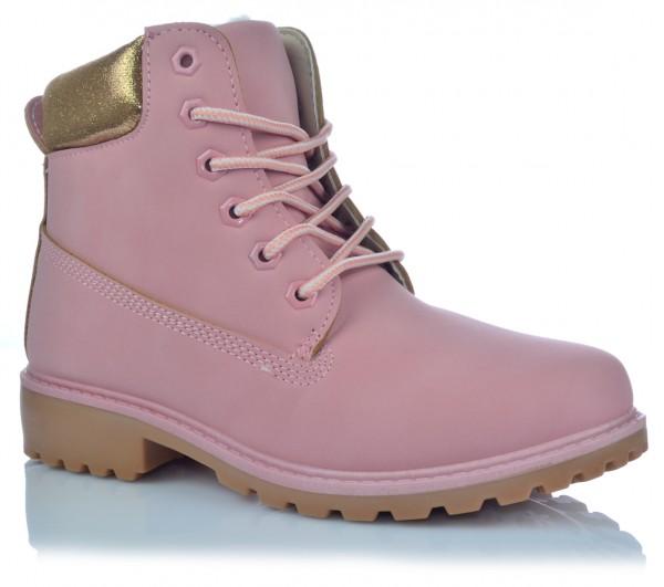 Damen Mädchen Winterschuhe Boots Stiefel Stiefeletten Warmfutter Profilsohle