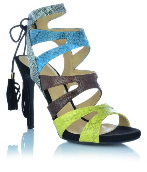 High Heels Sadnaletten Ankle Boots Pumps Abendschuhe Sandalen Fransen Shoes