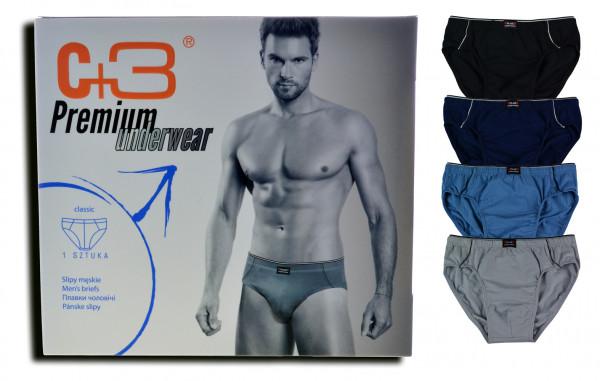 6er Pack Herren Slip mit Box Unterhose Slips Unterwäsche M-2XL
